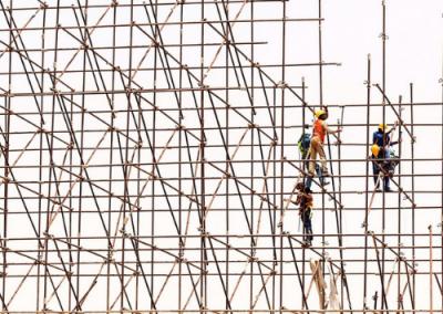 Trabalhos em Altura e Montagem de Andaimes