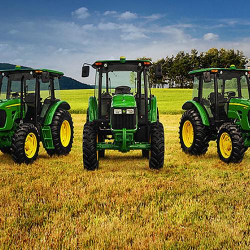 Manobrador de Máquinas Agrícolas em Segurança