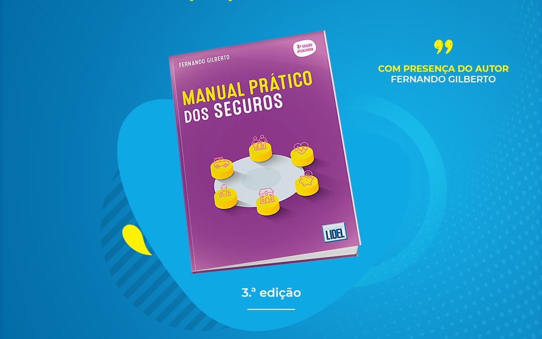 """Sucesso com a Webinar do Lançamento do Livro """"Manual Prático de Seguros"""""""